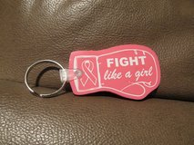 "FREE - Pink Breast Cancer ""Boxing Glove"" Keychain in Houston, Texas"