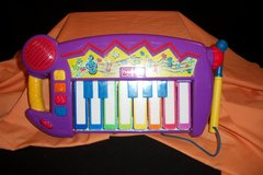 Fisher Price Xylophone Piano (T=23) in Fort Campbell, Kentucky