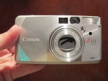 Collectors Item -- Canon Sure Shot Z155 Caption -- A 35mm Point And Shoot Film Camera in Houston, Texas