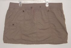 Maurice's Khaki Skirt In Women's Plus Size 2X in Morris, Illinois