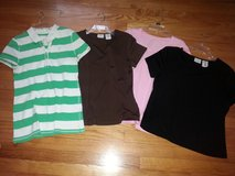 lot of 4  shirts in Wilmington, North Carolina