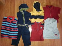 8 Pc 12-18 Mo  Fleece & Hoodies Lot 30 in Chicago, Illinois