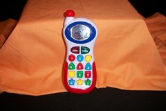 Navy Star Play Phone Number Recognition Spanish Musical Toy (T=40/2) in Fort Campbell, Kentucky