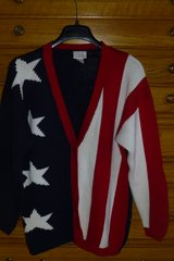 Patriotic Cardigan in Naperville, Illinois